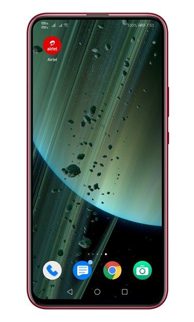 Super Wallpaper Saturnus