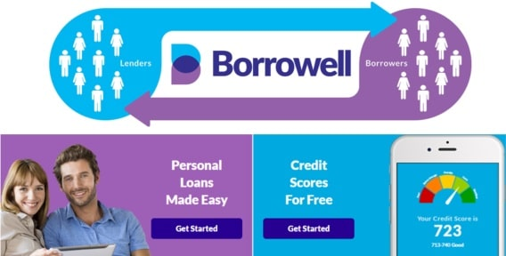 borrowell lender review loans