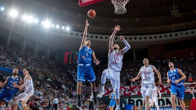 Η Εθνική Ελλάδος στην τελική φάση του Παγκοσμίου Κυπέλλου