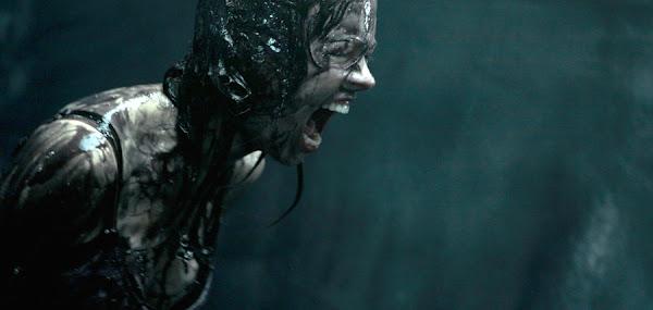 Brittany Allen strigă cât o ţin plămânii în filmul Extraterrestrial