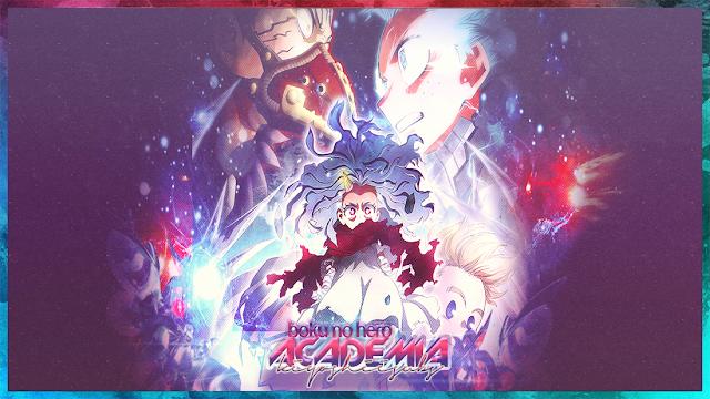 جميع حلقات الموسم الرابع من أنيمي My Hero Academia