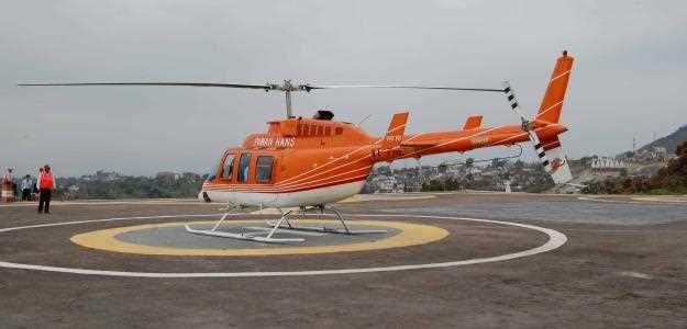 जम्मू के दूरदराज के क्षेत्रों के लिए हेलीकॉप्टर सेवा सोमवार से