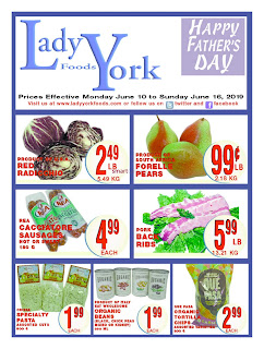 Lady York Foods Weekly Agustus 22 - 28, 2019