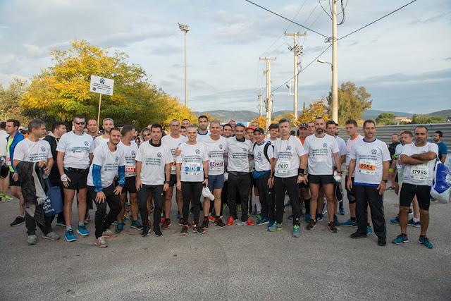 330 αστυνομικοί έτρεξαν με την «Hellenic Police Running Team» στον 36ο Αυθεντικό Μαραθώνιο της Αθήνας