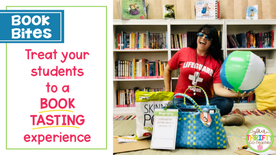 Book tastings are an easy, engaging, and powerful way to introduce students to new books, authors, and genres while getting them excited about reading.