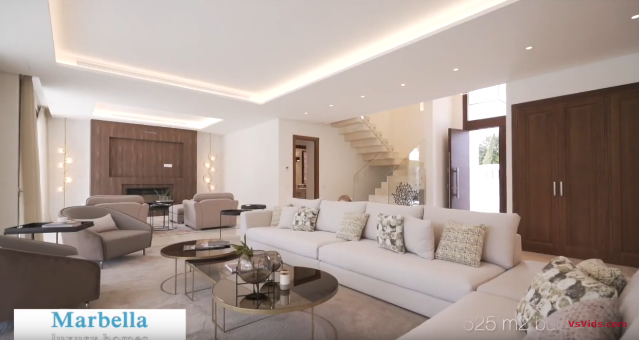 25 Photos vs. Marbella Luxury Homes. Villa San Pedro de Alcántara - Luxury Mansion & Interior Design Tour