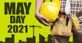 International Labor Day 2021 or May 1st