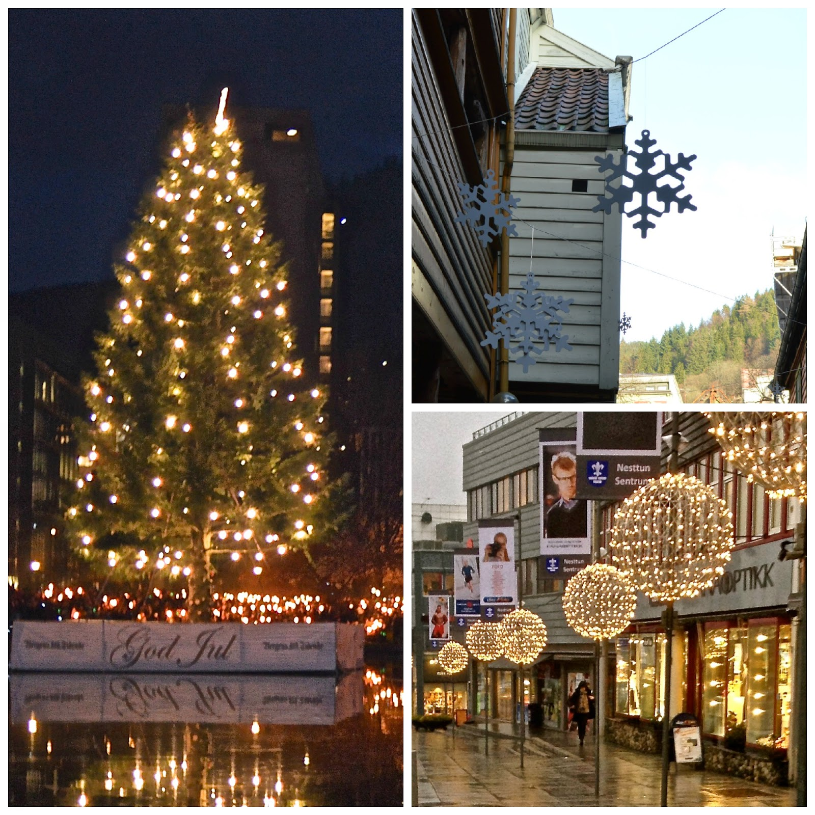 My Modern Mummy: A guide to Bergen at Christmas