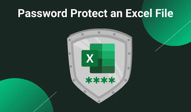 Cara Membuat Pasword pada File Excel | Encrypt With Password