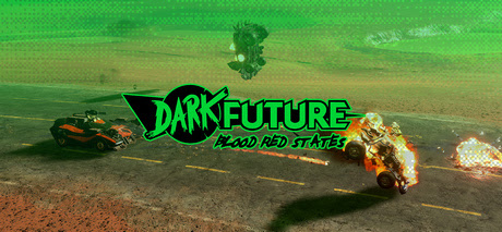Dark Future Blood Red States-GOG