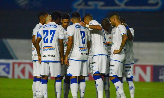 Cruzeiro perde para o CSA e se complica na Série B