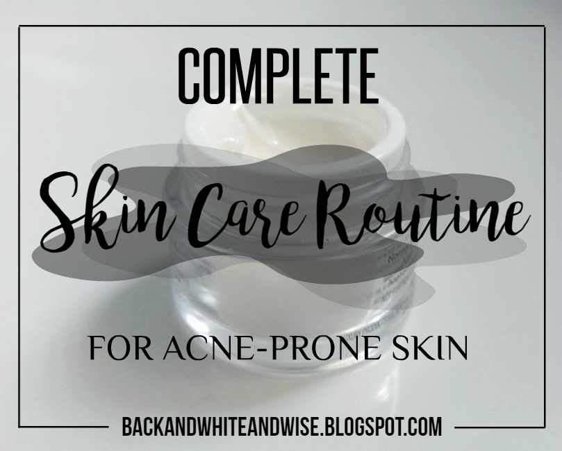 the best skin care routine for acne-prone skin