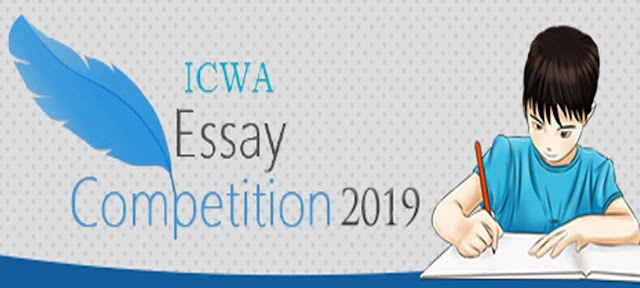 Ideas For ICWA Essay Competition 2019