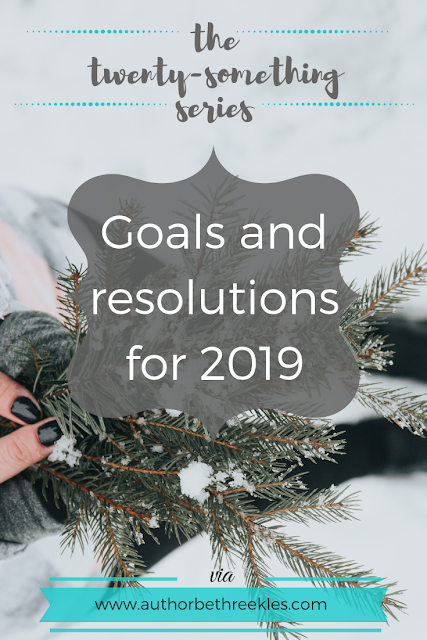 New year, not-so-new me. In this post, I share a few of my goals and resolutions for the year ahead - everything from blogging to seeing more of my friends!