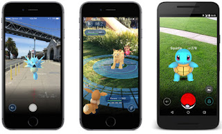 Download Game Android: Pokemon Go 0.29.0 APK