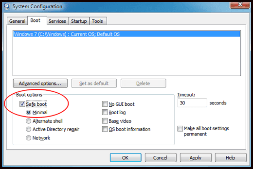 Comment résoudre le problème d'écran noir de Windows 10