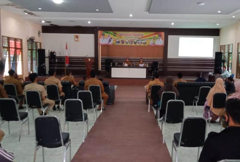 Data BSP Tidak Sesuai Usulan, Kades M. Haryanto : Kami Tidak Bersedia Tanda Tangani Pertanggungjawaban Mutlak