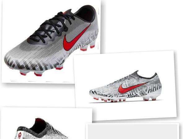 Kasut Bola Idaman Saya : Nike Silencio Neymar Jr
