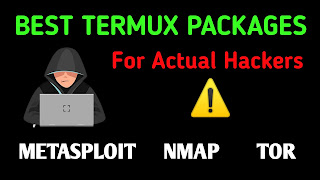 Best Termux packages
