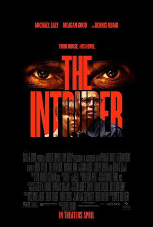 Poster Of Free Download The Intruder 2019 300MB Full Movie Hindi Dubbed 720P Bluray HD HEVC Small Size Pc Movie Only At worldfree4u.com