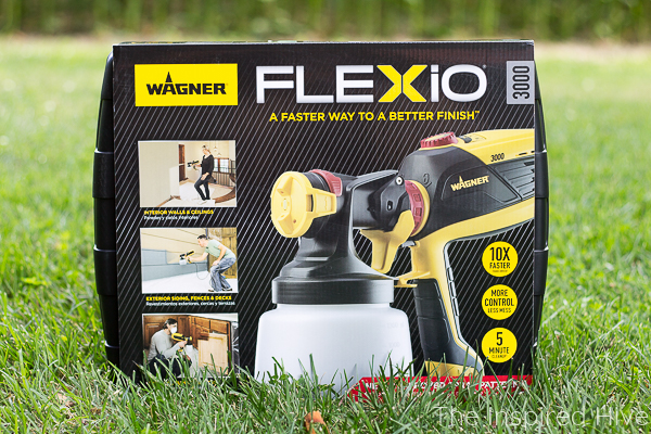 FLEXiO 3000 paint sprayer
