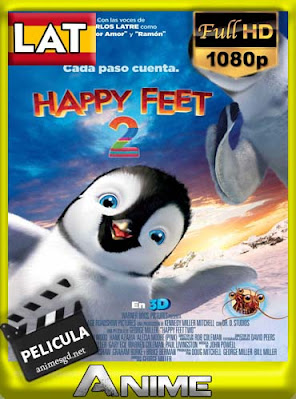 Happy Feet 2 (2011) HD [1080p] Latino [GoogleDrive] BerlinHD