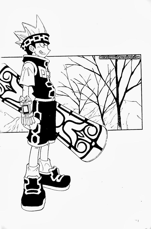 Shaman King [Vua pháp thuật] chap 92 trang 4
