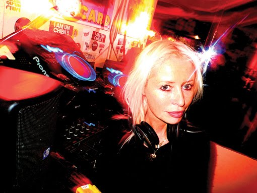 Wendy James Le Sans Souci paris