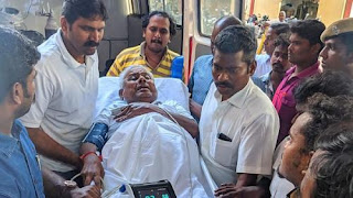 Love rival murder convicted Dosa king dies
