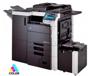 Konica Minolta Bizhub C650 Driver Download