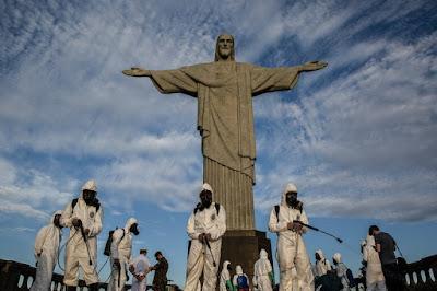 EL CORONAVIRUS YA CIRCULABA EN BRASIL EN NOVIENBRE DE 2020