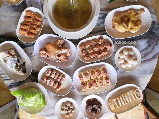 Plum Village. The Best Hakka Restaurant in Singapore (& Johor) 梅村酒家.新春盆菜