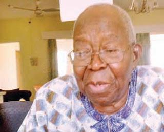 Emeritus Prof. Theophilus Ogunlesi