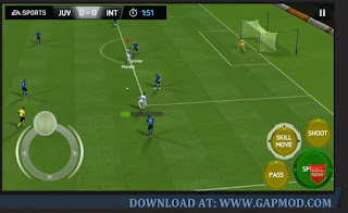Download FIFA 21 Mod FIFA 14 Lite Android