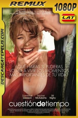 Cuestión de tiempo (2013) 1080p BDRemux Latino – Ingles