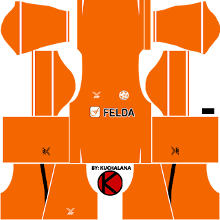 Felda United Kits 2017 | Dream League Soccer