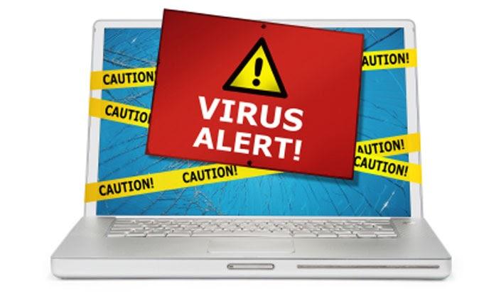 virus mas comunes en las computadoras