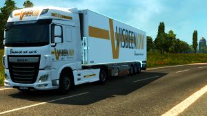 Visbeen Transport pack for DAF Euro 6