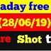 Intraday free tips, and tricks (28/06/19) intraday stock for tomorrow, Daily Free Intraday tips, Intraday tips, Equity and Option Intraday tips.
