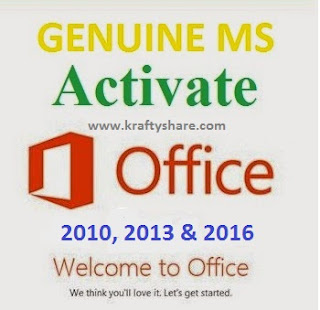 Microsoft 2010, 2013 And 2016 Activator: Free Activation Guide And Download