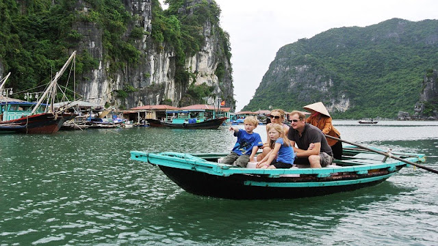 Where is the best for family holiday in Vietnam?