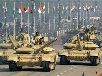 20 Negara Dengan Kekuatan Militer Terbaik Dunia, Indonesia peringkat ke 12