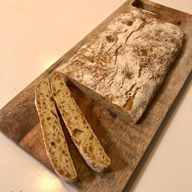 pan casero, Brot backen, selbstgemacht
