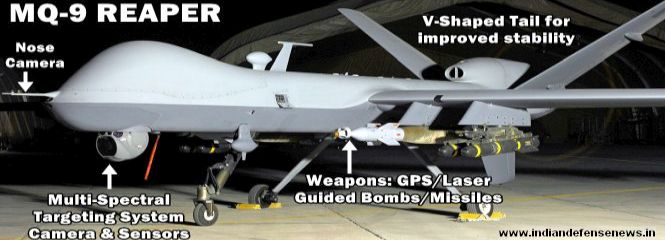 The US Air Force Plans To Retire MQ 1 Predator Attack Drone In Early 2018 And Shift More Modern 9 Due Its Increased Speed High Definition