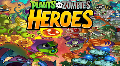 Download Plants vs Zombies Heroes v1.6.27 Android