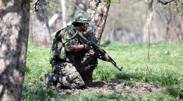 पाकिस्तान ने दी आतंकी हमले की सूचना, कश्मीर में हाई अलर्ट