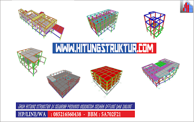 Jasa Hitung Struktur di Kalimantan Selatan