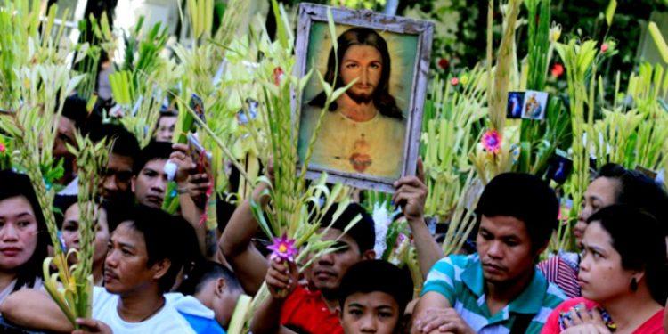 Doa Syukur Hari Minggu Palma Bagi Orang Katolik