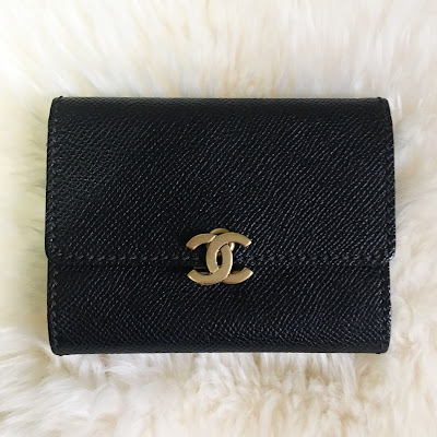 chanel in the business lambskin large jumbo flap bag with shw silver hardware chanel caviar card holder cardholder ghw gold hardware thrifted chanel thrifting cheap chanel chanel wallet vintage