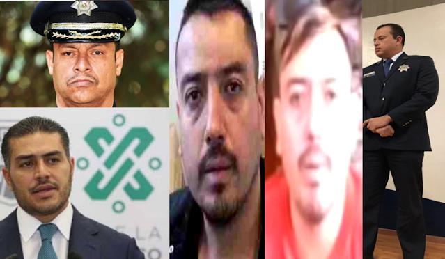 """Mandos de Policía de Guadalajara acusados por """"El Cholo"""" de apoyar al Cártel Nueva Plaza ya fueron separados de su cargo, falta Omar García Harfuch"""